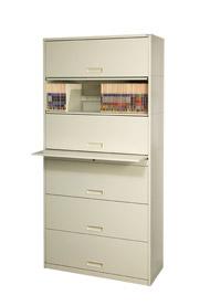 Stak-N-Lok™ <br>High Open w/ Shelf