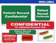 HIPAA Labels